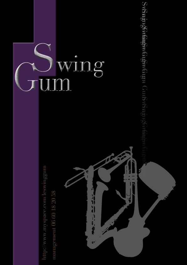 plaquette swing gum